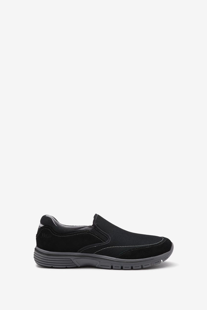 Men's Bass Stride Slip On Sneakers, Black