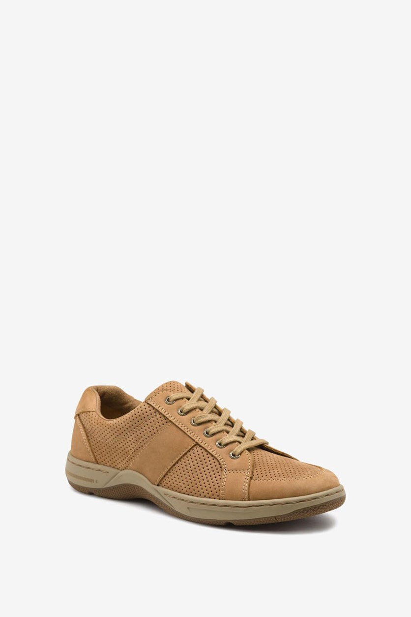 Men's Knight Sneaker Shoes, Tan