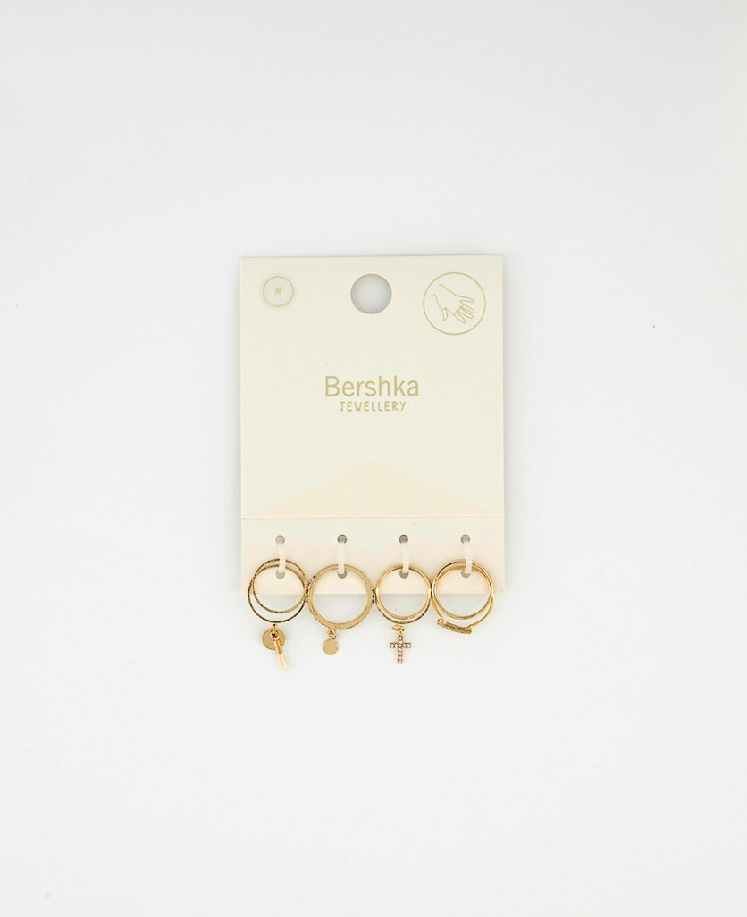 Women's Ring Accessories, Gold