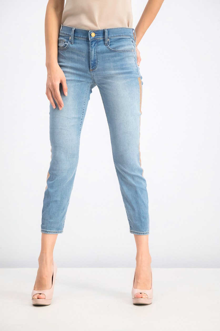 Women's Stretch Jeans, Blue