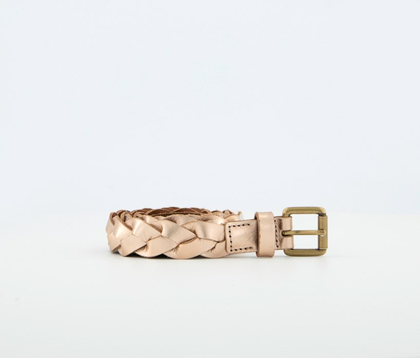 Women's Belt, Rosegold