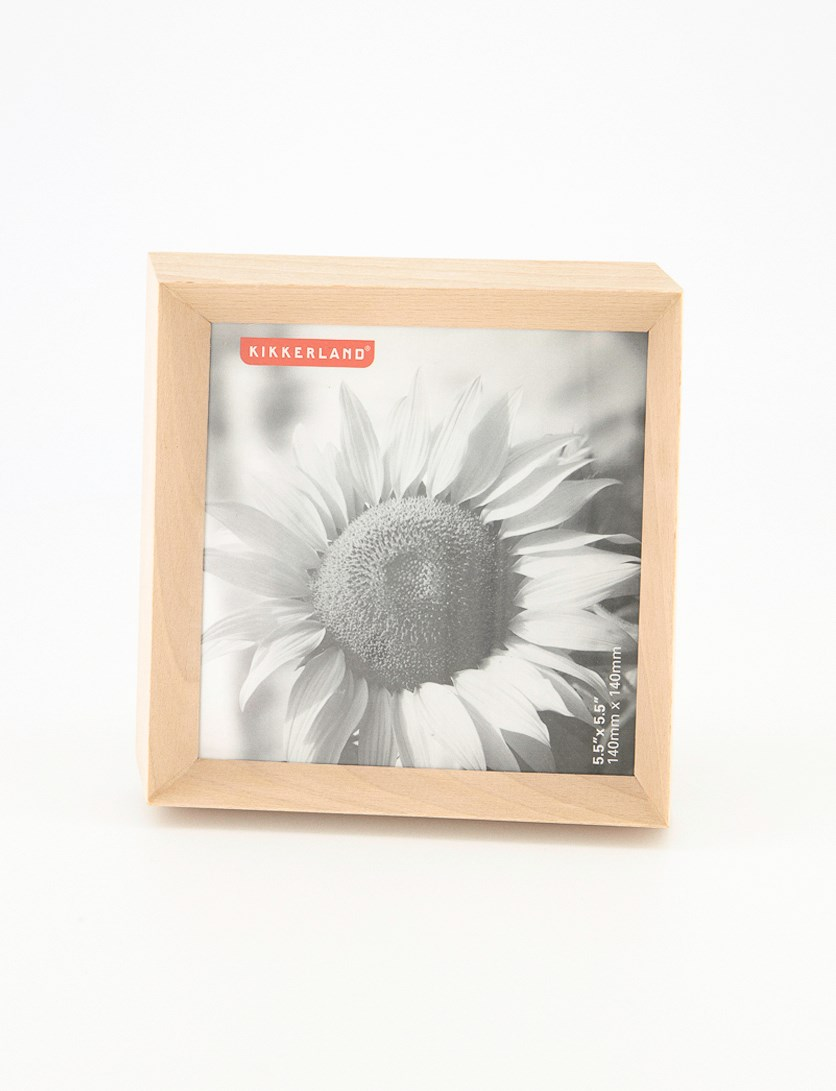 Perspective Photo Frame, Wooden