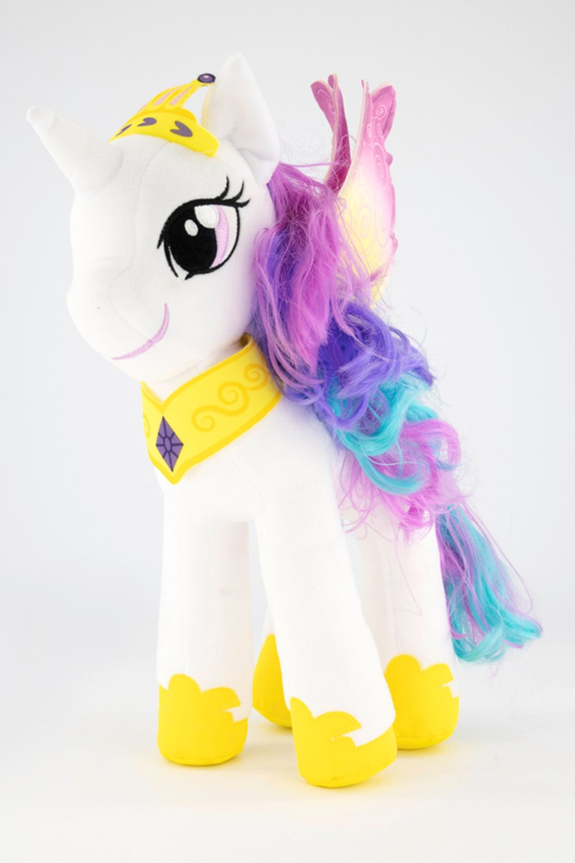 My Little Pony The Movie Princess Celestia, White/Yellow/Purple