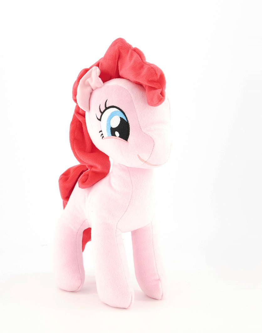 My Little Pony Soft Plush Princess Twilight, Pink/Dark Pink