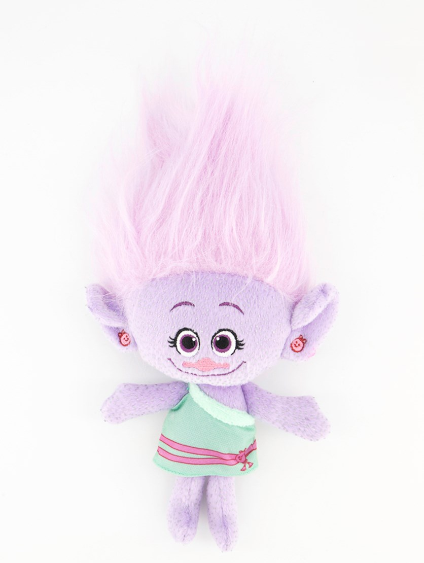 Dream Works Trolls Hug And Plush, Purple/Light Pink