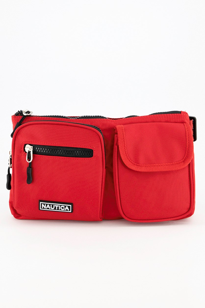 Women's Tiki 2 Belt Bag, Red