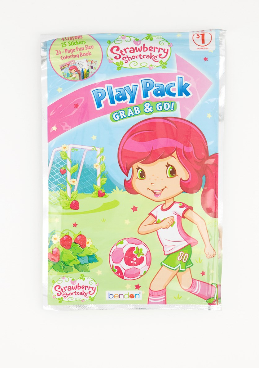 Play Pack Grab & Go Strawberry Shortcake!, 1 Pack