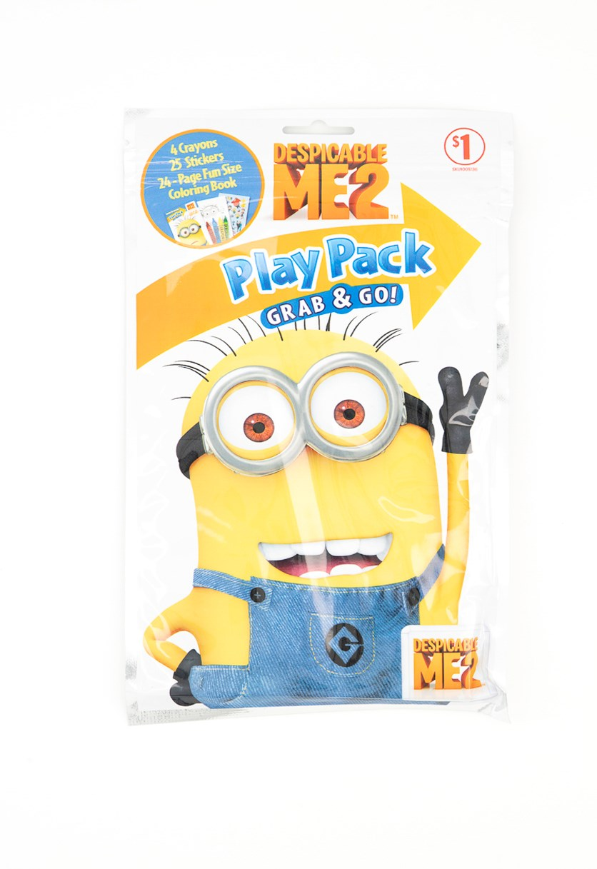 Play Pack Grab & Go!, 1 Pack