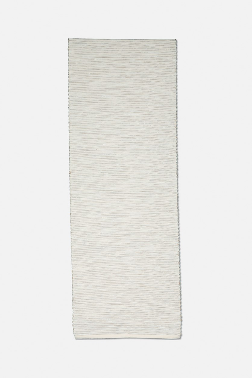 Biscayne Table Runner, Cream