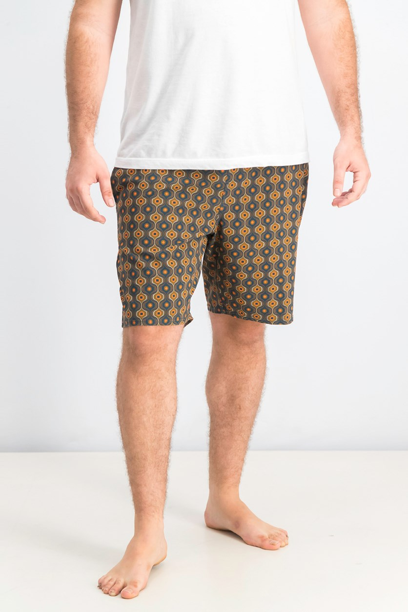 Men's Sunday Boardshort, Teal Combo