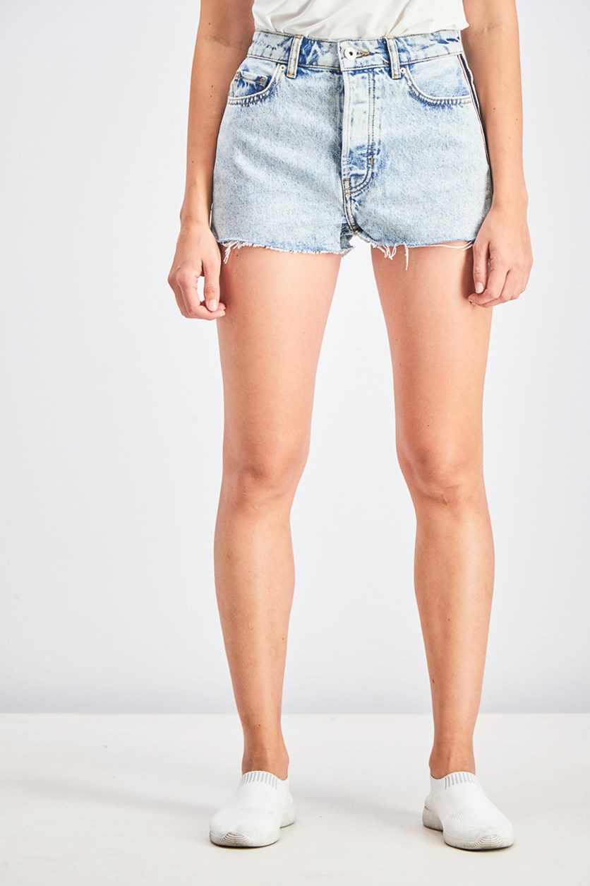 Women's Denim Short, Blue Wash