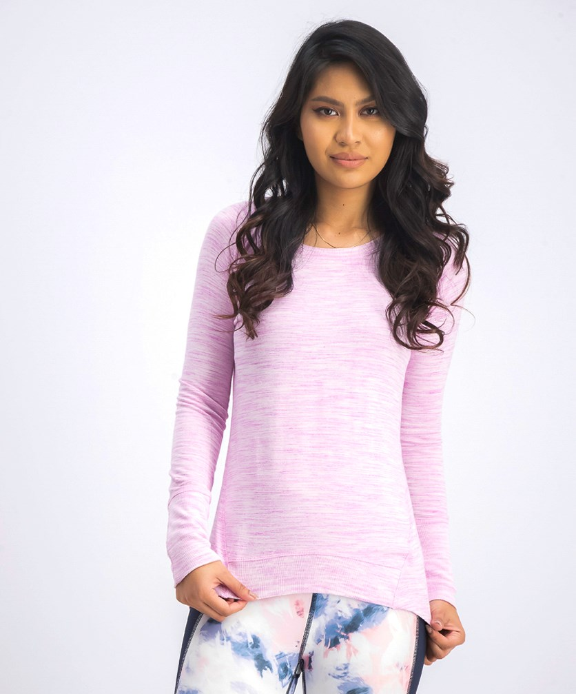 Women Sweater Pullover, Purple