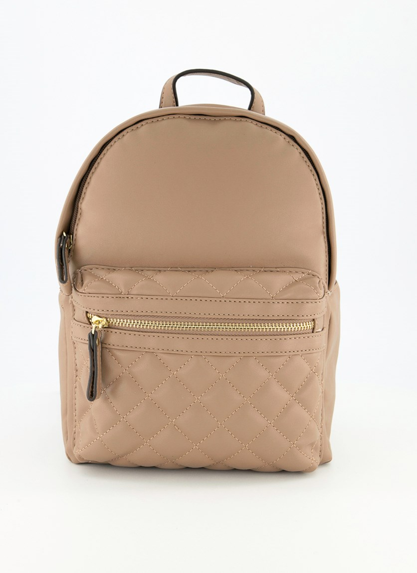 Women's Abigail Backpack, Taupe