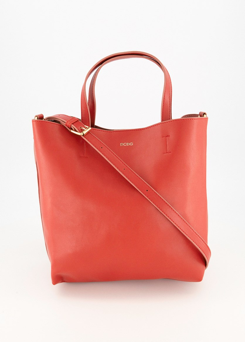 Women's Everyly  Tote Bag, Red