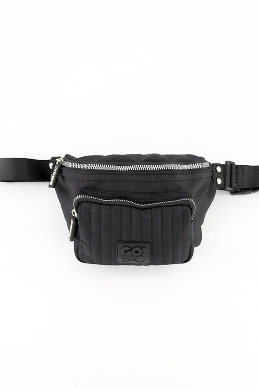 Women's Ayla Belt Bag, Black