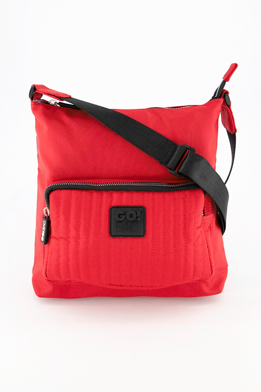 Women's Briella Crossbody Bag, Red
