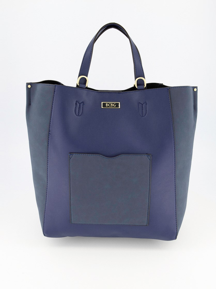 Women's Carla Tote Bag, Navy