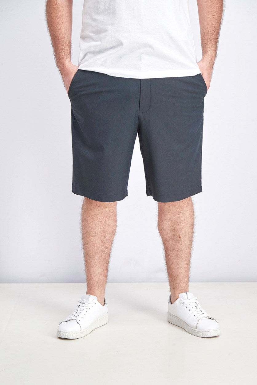 Men's Ultimate Travel Shorts, Dark Grey