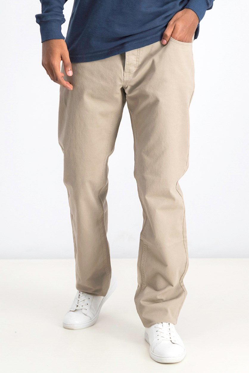 Men's Stay Pant, Dark Khaki