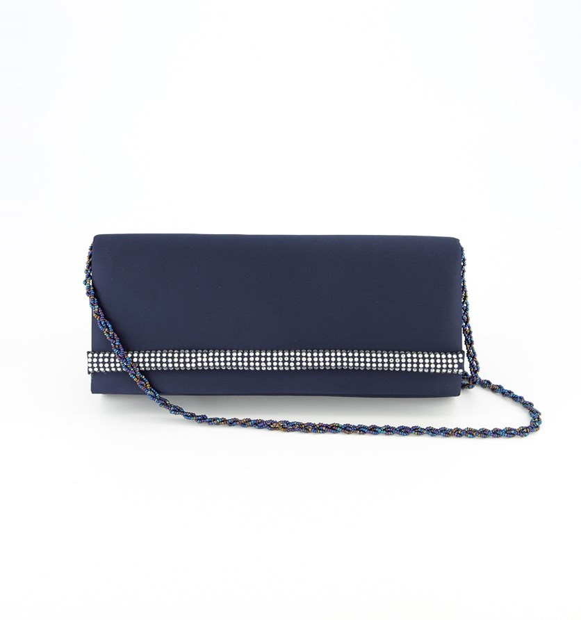 Women's Kadee Clutch Bag, Navy