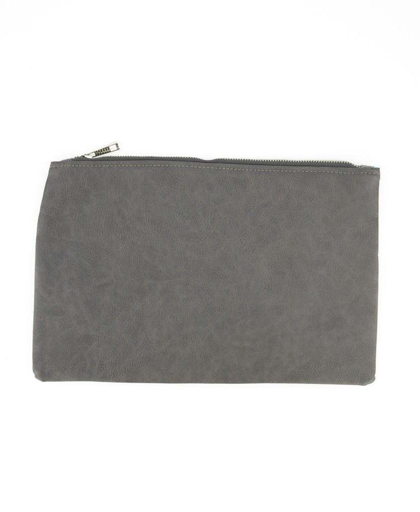 Women's Stationery Purse, Gray