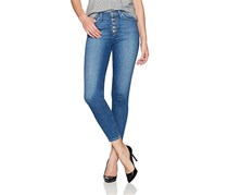 Hudson Women's Ciara Ankle Skinny Jeans, Blue