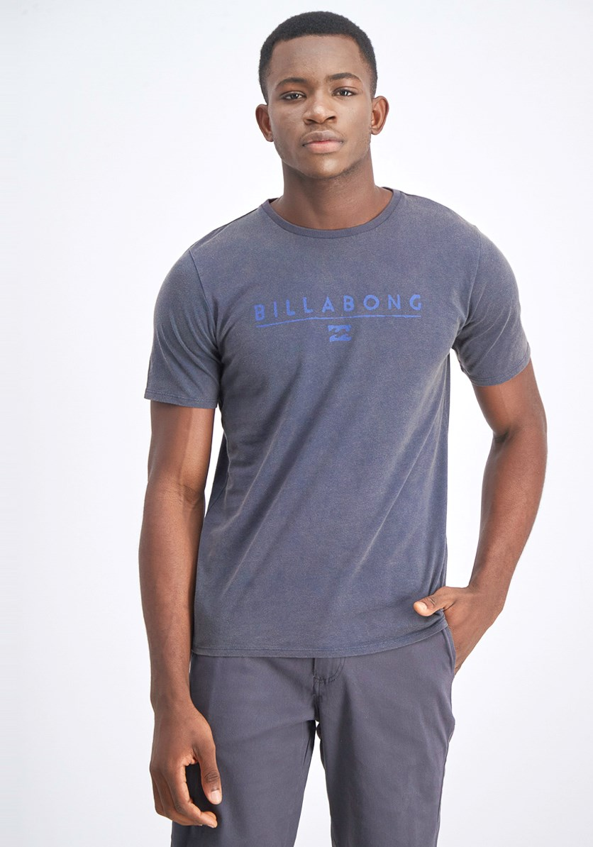 Men's Loosely Drawn Tee, Indigo