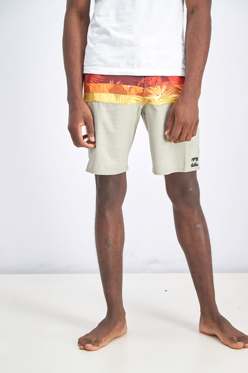 Men's Momentum X Board Short, Sand Combo