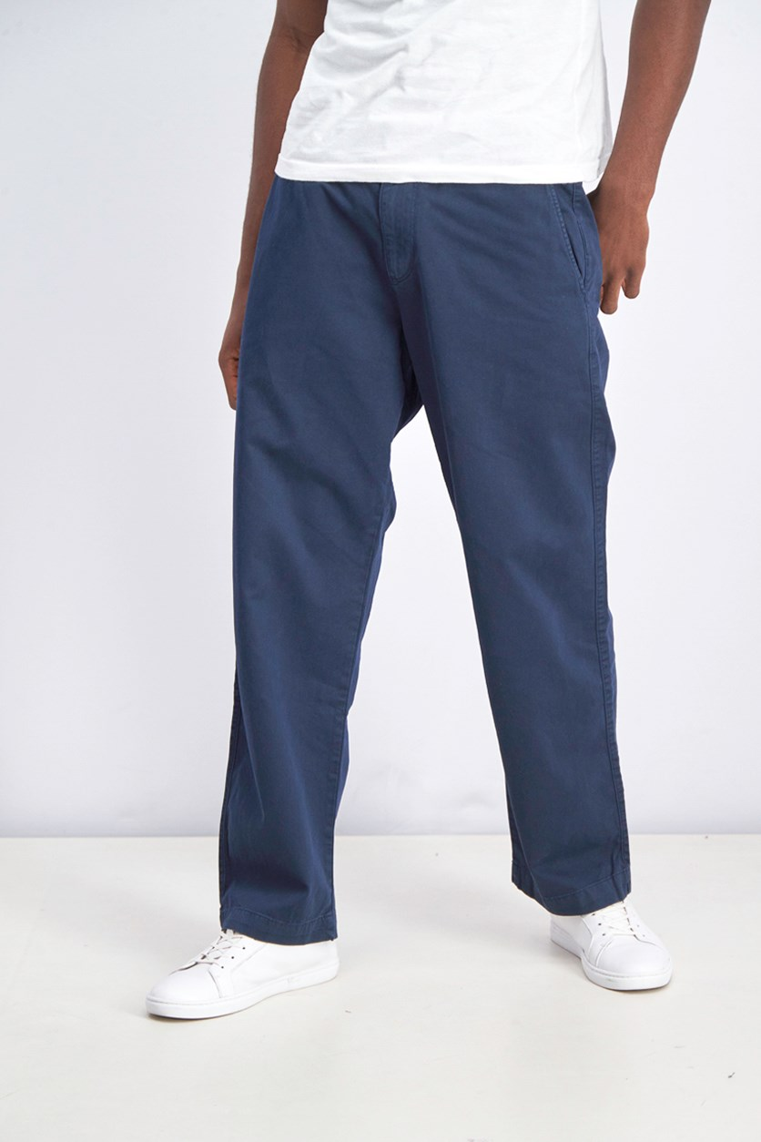 Men's Six Four  Pants, Navy