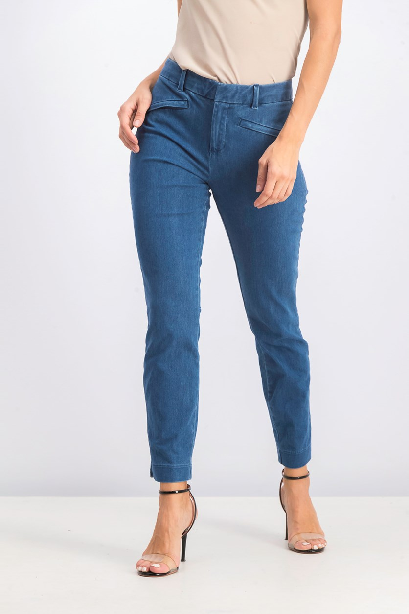 Women's Skinny-Fit Jeans, Blue