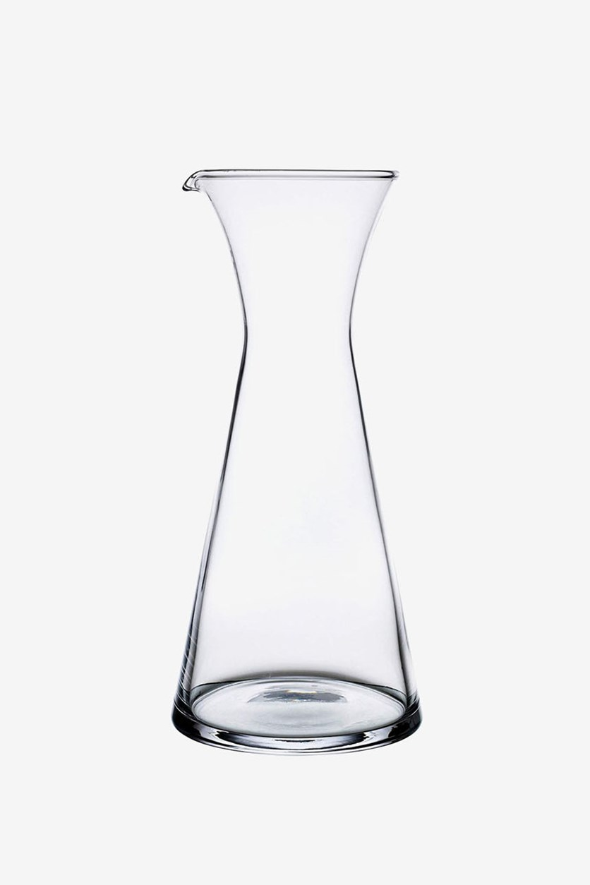Paris Water Jug and Water Glasses, Clear