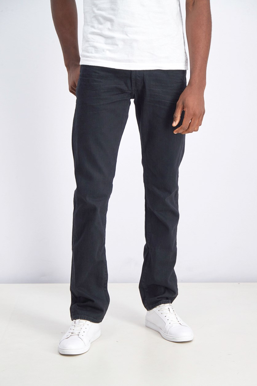 Men's Slim Fit Jeans, Black