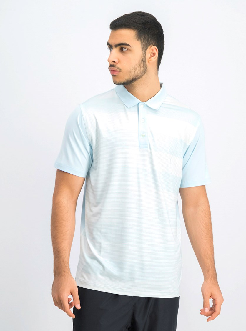 Men's Crossfade Stripe Polo, Skylight