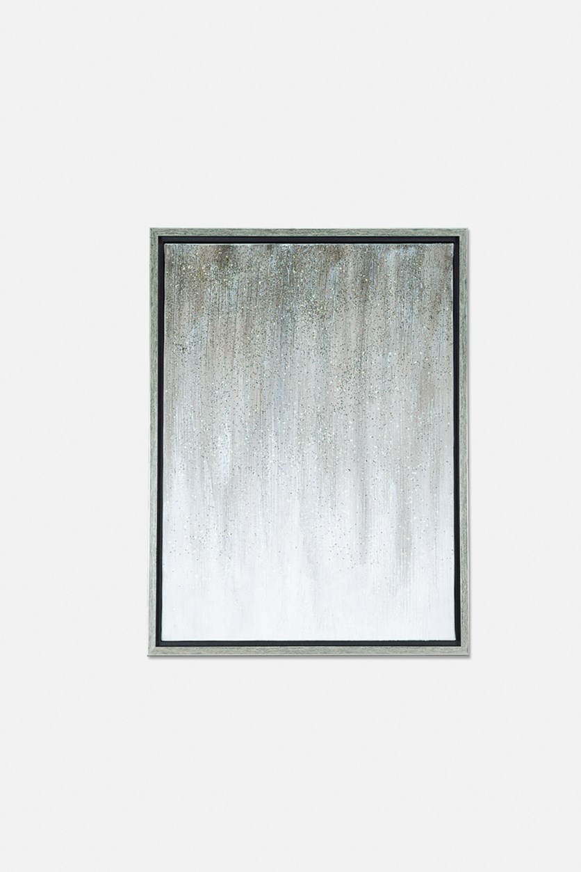 Wall Decorative Textured Framed, 61 x 46 cm