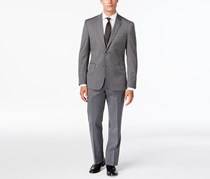 Kenneth Cole  Men's Wool 2 PC Suit, Grey