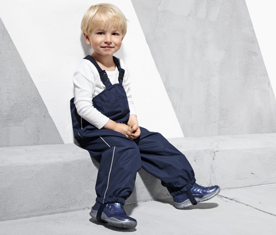 Boy's Overtrousers, Navy
