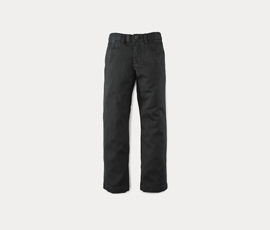 Ralph Lauren Boy's Childrenswear  Suffield Pants, Black