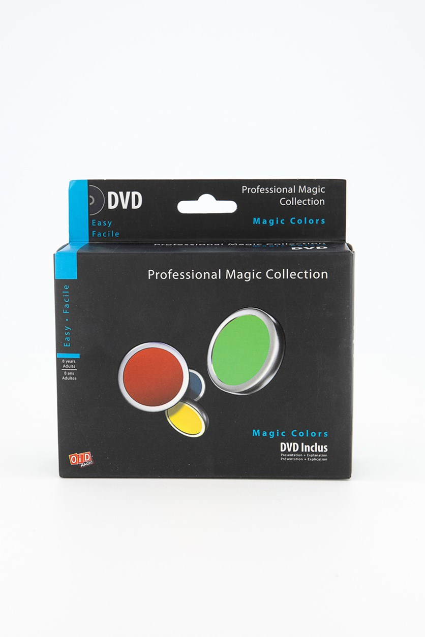 Professional Magic Collection Magic Color, Black Combo