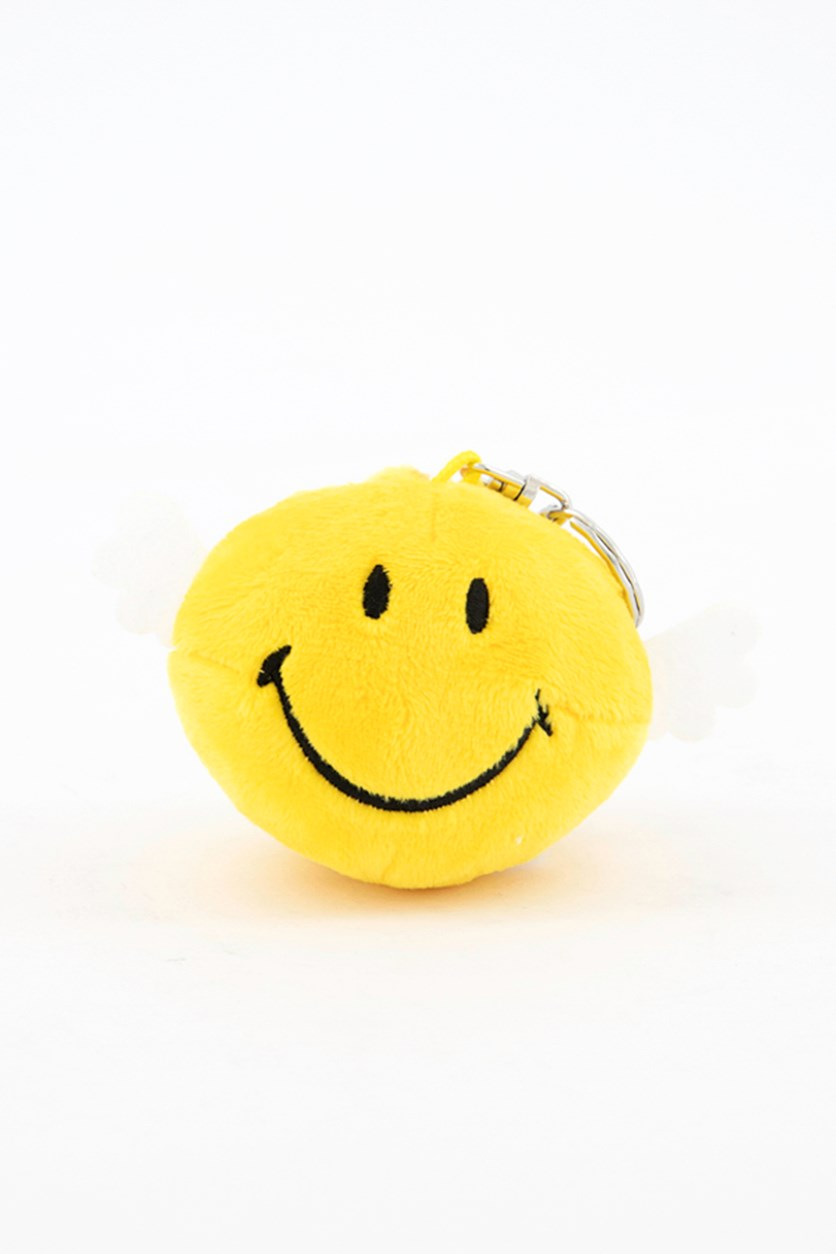 Boy's Smiley Accessories, Yellow/White