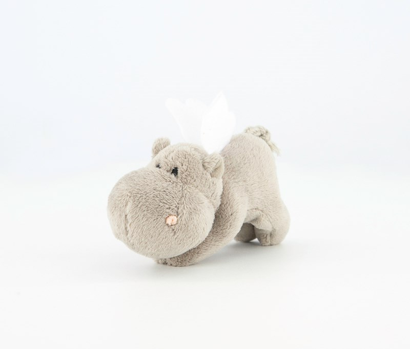Hippo Guardian Angel, Grey