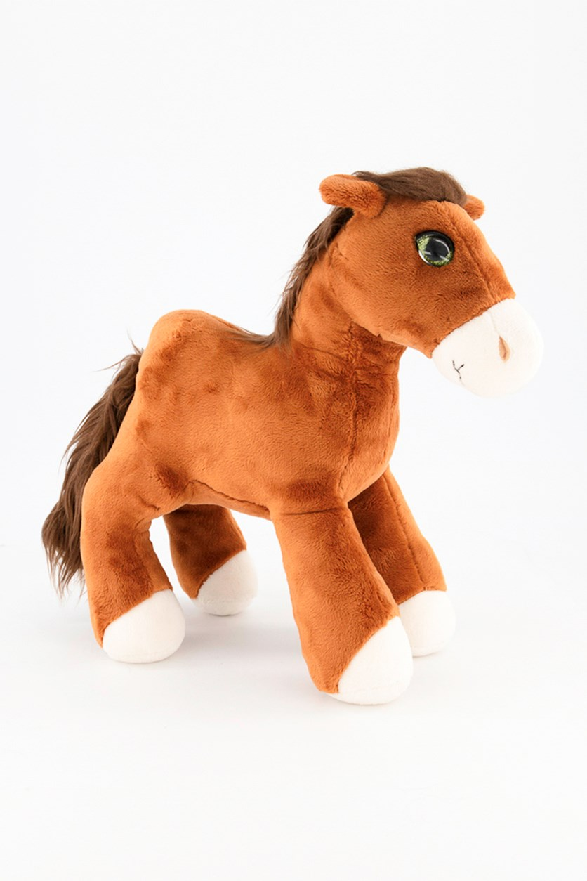 Soulmates Horse Flower, Brown