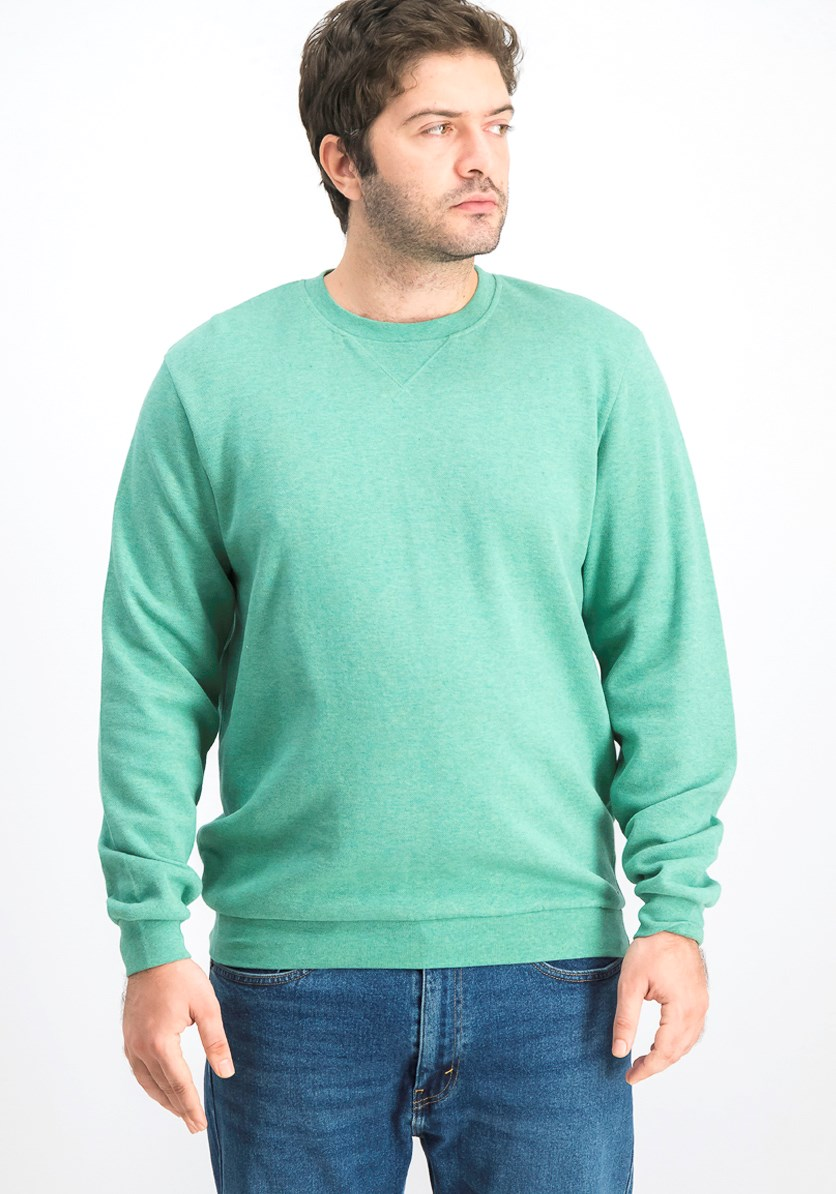 Men's Pullover Sweater, Green