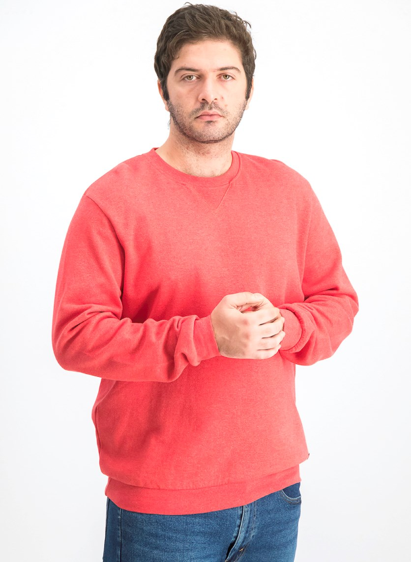 Men's Pull Over Sweater, Red
