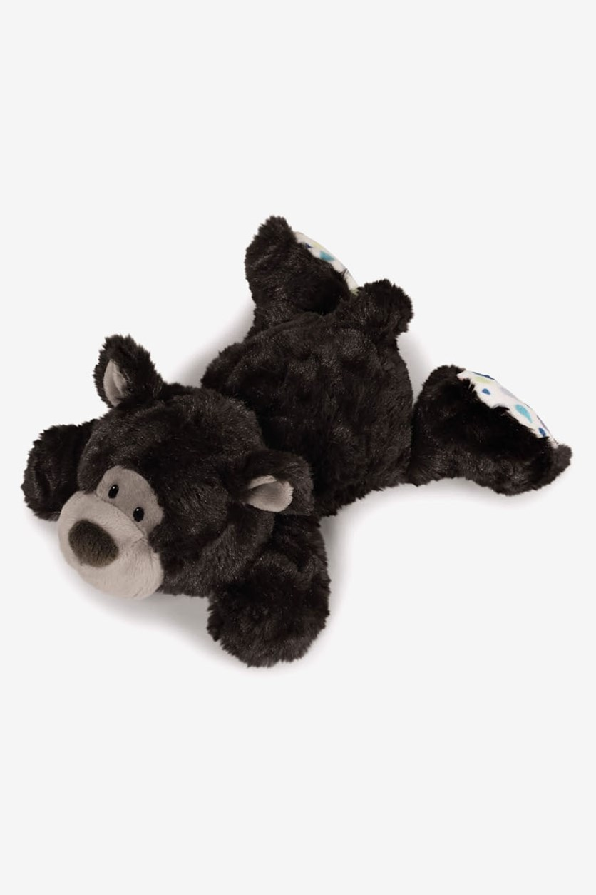 Bear Plush, Dark Brown