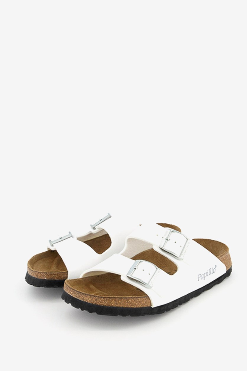 Women's Arizona Sandals, White