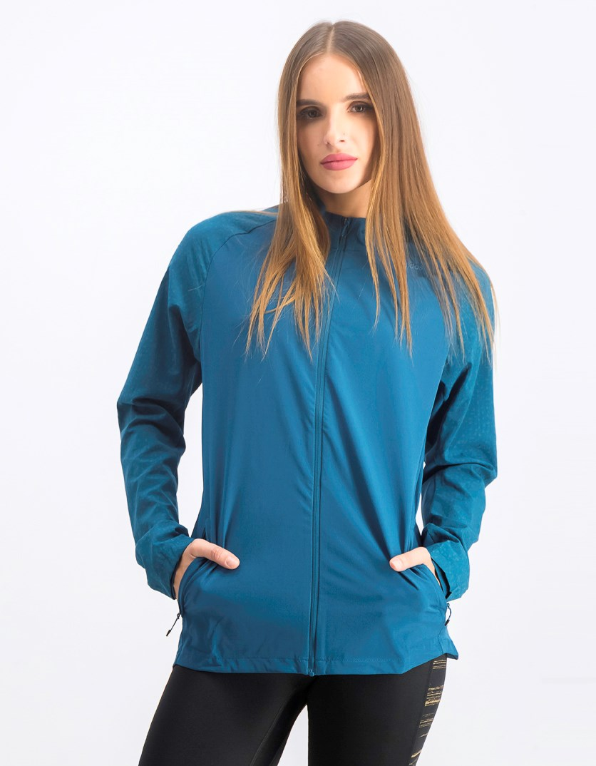 Women's Supernova Storm Jacket, Petrol Night