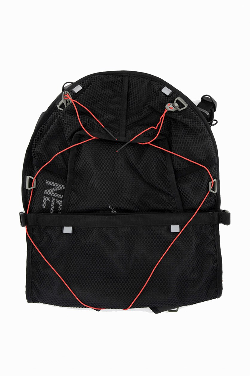 Men's PR Net Fit Backpack, Black/Red