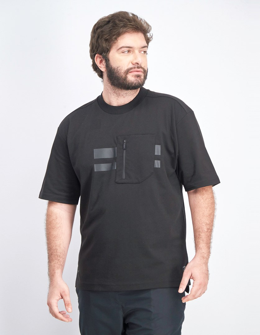 Men's Ferrari Life Tee, Black