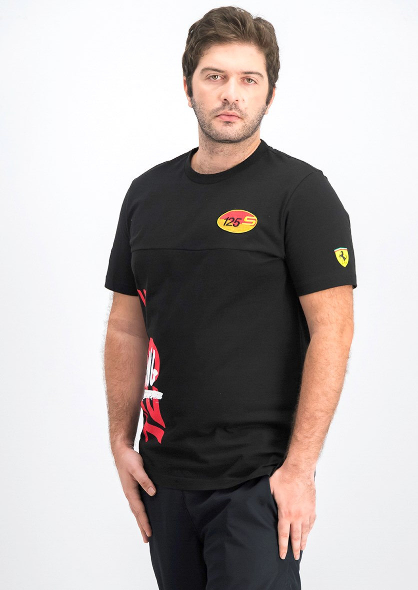 Ferrari SF Street T-Shirt, Black