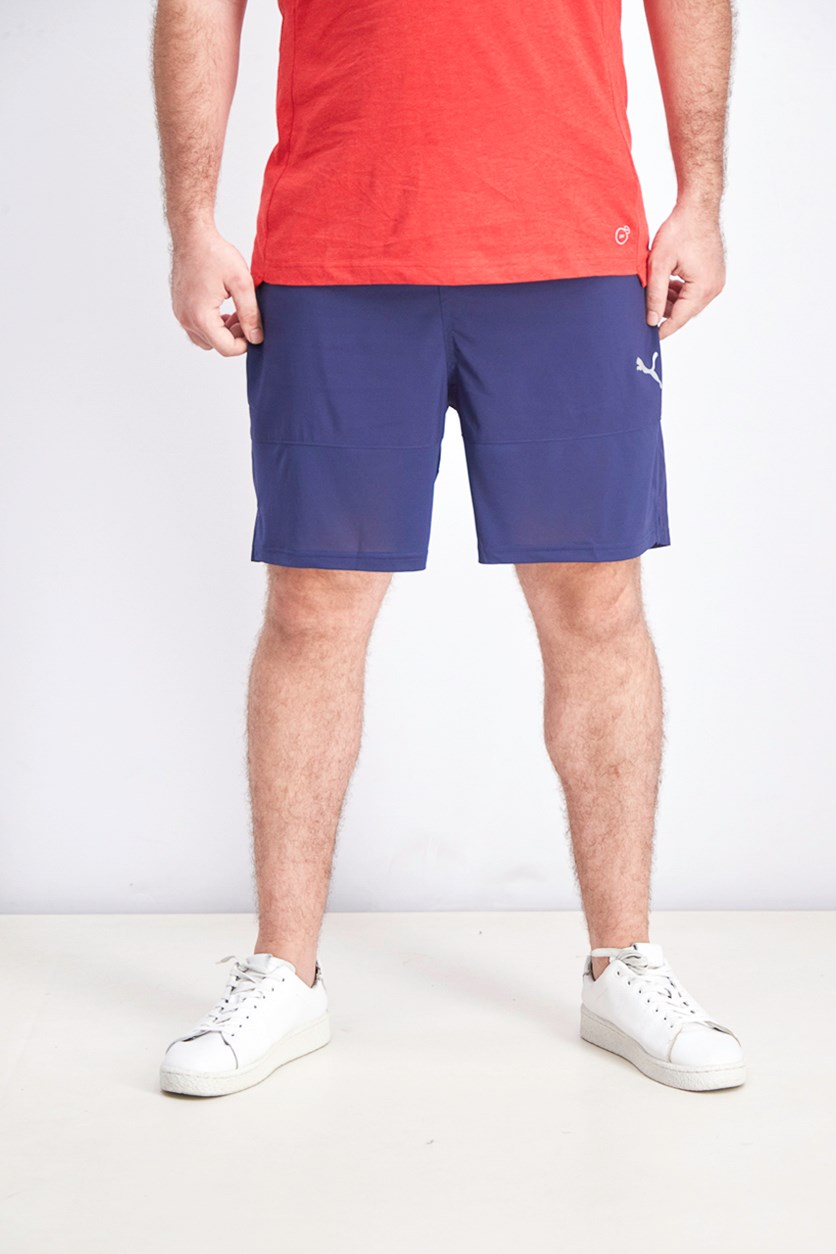 Men's Ignite Training Shorts, Navy Blue
